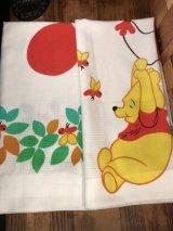 """Disney """"Winnie the Pooh"""" Curtain Set くまのプーさん ビンテージ カーテンセット ディズニー 80年代~"""