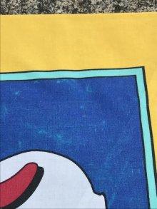 """他の写真2: Disney Aladdin """"Genie"""" Pillow Case アラジン ビンテージ ピローケース ディズニー 90年代"""