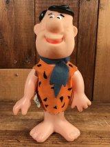 "Dakin Flintstones ""Fred"" Figure フレッド ビンテージ フィギュア フリントストーン 70年代"