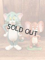 Marx Tom & Jerry Figure Set トムとジェリー ビンテージ フィギュア 70年代