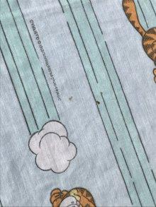 他の写真3: Garfield & Odie Flat Sheet ガーフィールド ビンテージ フラットシーツ オーディー 90年代