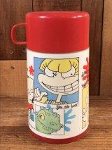 Nickelodeon Rugrats Thermos Bottle ラグラッツ ビンテージ 水筒 ニコロデオン 90年代