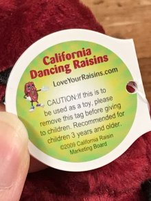 他の写真1: The California Raisins Mini Plush Doll カリフォルニアレーズンズ ビンテージ プラッシュドール ぬいぐるみ 2000年代