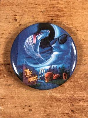 80年代のマクドナルドのマックトゥナイトのビンテージのマグネット
