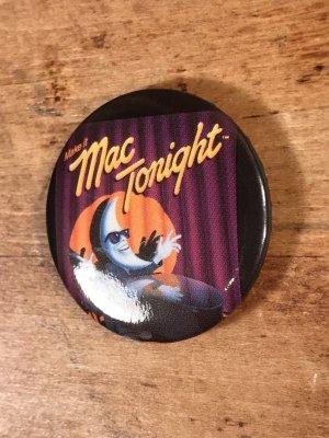 80年代のマクドナルドのマックトゥナイトのヴィンテージのマグネット