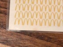 他の写真2: McDonaldland Vinyl Placemat マクドナルド ビンテージ プレースマット ランチョンマット 70年代
