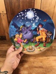 """他の写真3: McDonald's """"Camp"""" Plastic Plate マクドナルド ビンテージ プラスチックプレート 2000年代"""