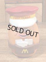 "McDonald's McNugget Buddies ""First Class"" Happy Meal Toy マックナゲットバディーズ ビンテージ ハッピーミールトイ マクドナルド 80年代"