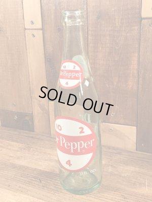 ドクターペッパーのヴィンテージのガラスボトル