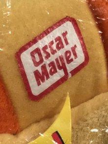"""他の写真3: Oscar Mayer Wienermobile """"Just Whistle!"""" Beanbag Doll オスカーメイヤー ビンテージ ビーンバッグドール ぬいぐるみ 90年代~"""