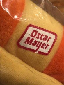 """他の写真3: Oscar Mayer Wienermobile """"Just Whistle!"""" Beanbag Doll オスカーメイヤー ビンテージ ビーンバッグドール ウインナーモービル 90年代~"""