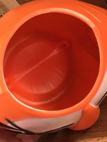 """他の写真2: Kellogg """"Tony the Tiger"""" Plastic Cookie Jar トニーザタイガー ビンテージ クッキージャー ケロッグ 60年代"""