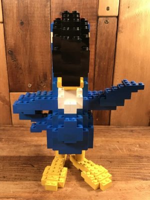 ケロッグのトゥーカンサムのヴィンテージのレゴ