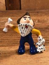 Hershey's Hershkins PVC Figure ハーシーズ ビンテージ PVCフィギュア キスチョコ 80年代