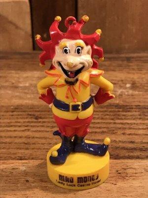 ラスベガスのカジノホテルの企業キャラクターのビンテージのPVCフィギュア