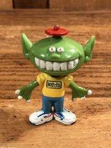 Pro Keds Alien PVC Figure ケッズエイリアン ビンテージ PVCフィギュア プロケッズ 80年代
