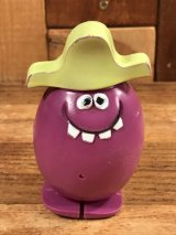 "Funny Face ""Goofy Grape"" Ramp Walker ファニーフェイス ビンテージ ランプウォーカー トコトコ人形 70年代"