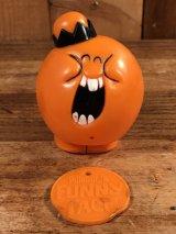 """Funny Face """"Jolly Olly Orange"""" Ramp Walker ファニーフェイス ビンテージ ランプウォーカー トコトコ人形 70年代"""