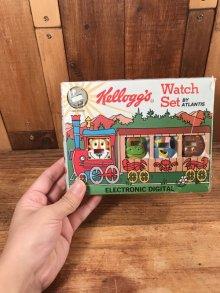 他の写真3: Kellogg's Electronic Digital Watch Set ケロッグ ビンテージ ウォッチセット 腕時計 80年代