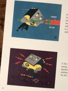 他の写真3: Delco Remy Regulation and the Charging Circuit Booklet 企業物 ビンテージ ブックレット 50年代