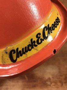 他の写真2: Pizza Time Theatre Chuck E. Cheese Hat Coin Bank チャッキーチーズ ビンテージ コインバンク 貯金箱 80年代