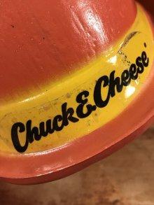他の写真1: Pizza Time Theatre Chuck E. Cheese Hat Coin Bank チャッキーチーズ ビンテージ コインバンク 貯金箱 80年代
