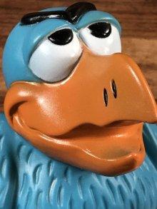 他の写真1: Crunch Bird Coin Bank クランチバード ビンテージ コインバンクドール 貯金箱フィギュア 80年代