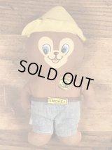 Knickerbocker Smokey Bear Miniature Doll スモーキーベア ビンテージ ミニチュアドール 70年代