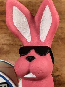他の写真1: Energizer Bunny Squeeze Light Figure エネジャイザーバニー ビンテージ ライトフィギュア 90年代