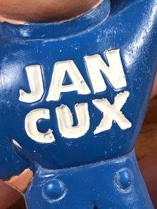 他の写真1: Jan Cux PVC Figure ヤンクックス ビンテージ PVCフィギュア ドイツ 70年代