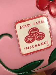 他の写真1: State Farm Insurance Piggy Coin Bank ステートファーム ビンテージ コインバンク 貯金箱 70年代