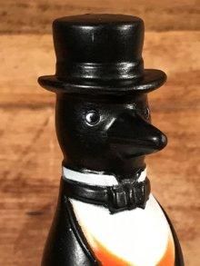 他の写真2: Whiskey Old Crow Hard Plastic Figure オールドクロウ ビンテージ フィギュア 70年代
