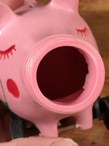 他の写真3: State Farm Insurance Piggy Coin Bank ステートファーム ビンテージ コインバンク 貯金箱 70年代