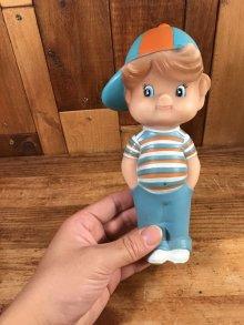 """他の写真2: I'm a Gerber Kid """"Boy"""" Squeeze Doll ガーバーキッド ビンテージ スクイーズドール ソフビフィギュア 80年代"""