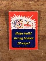 Wonder Bread Ladies' Hosiery Mending Kit ワンダーブレッド ビンテージ 補修キット 50年代