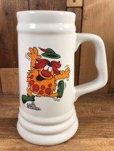Magic Mountain Troll Beer Mug マジックマウンテントロール ビンテージ ジョッキ ビアマグ 70年代