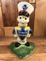 "Stokely Van Camp ""Easy"" Ceramic Figure ストークリーヴァンキャンプ ビンテージ ディスプレイフィギュア 50年代"