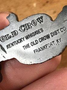 他の写真2: Old Crow Keychain オールドクロウ ビンテージ キーチェーン キーホルダー 50~60年代