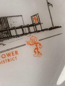 他の写真2: Reddy Kilowatt Milk Glass Ashtray レディキロワット ビンテージ アシュトレイ 灰皿 60年代