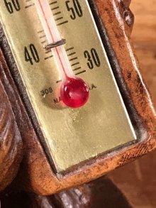 他の写真1: I Can Bear It Can You? Thermometer クマ ビンテージ 湿度計 置物 50年代