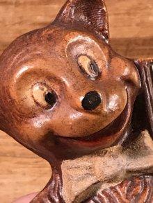他の写真3: I Can Bear It Can You? Thermometer クマ ビンテージ 湿度計 置物 50年代