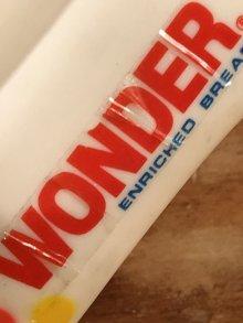"""他の写真3: Wonder Bread """"Fresh Guy"""" Coin Bank ワンダーブレッド ビンテージ コインバンク 貯金箱 70年代"""