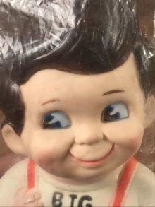 他の写真3: Big Boy Doll Bank with Package ビッグボーイ ビンテージ コインバンクドール 貯金箱フィギュア 70年代