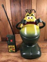"Raid Bug ""Raid Robot"" Radio Control レイドバグ ビンテージ ラジコン ロボット 70年代"