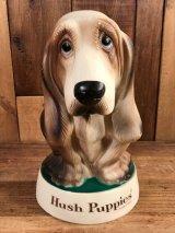 Hush Puppies Hound Dog Coin Bank Doll ハッシュパピー ビンテージ コインバンクドール 貯金箱フィギュア 70年代