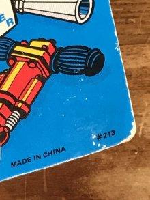 """他の写真3: Domino's Pizza """"The Noid"""" Fingertronic Puppet Theatre ノイド ビンテージ フィンガーパペット ドミノピザ 80年代"""