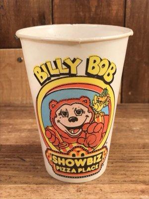 ショービズピザ ビンテージ ペーパーカップ アドバタイジングキャラクター 企業物 70年代