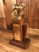 Bulldog Metal Trophy ブルドッグ ビンテージ トロフィー 50年代