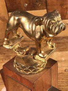 他の写真3: Bulldog Metal Trophy ブルドッグ ビンテージ トロフィー 50年代