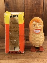 Jimmy The People's Peanut Wind Up Toy ジミーカーター ビンテージ ワインドアップトイ トコトコ人形 70年代